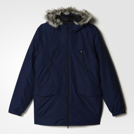 Купить Куртка Filled Fur-Trim adidas Performance по Нижнему Новгороду