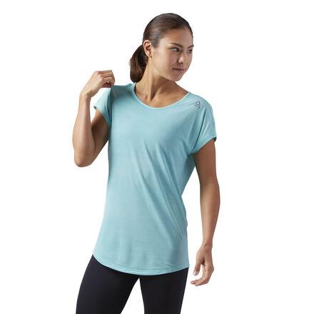 Купить Спортивная футболка Workout Ready ACTIVChill Reebok по Нижнему Новгороду
