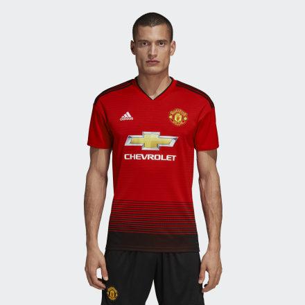 Купить Домашняя игровая футболка Манчестер Юнайтед adidas Performance по Нижнему Новгороду