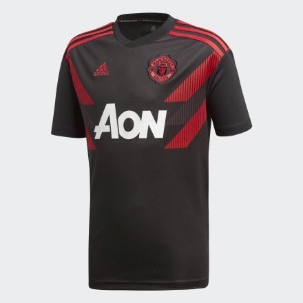 Купить Домашняя предматчевая футболка Манчестер Юнайтед adidas Performance по Нижнему Новгороду