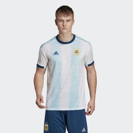 Купить Домашняя игровая футболка сборной Аргентины adidas Performance по Нижнему Новгороду