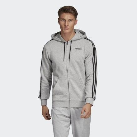 Купить Флисовая толстовка Essentials 3-Stripes adidas Performance по Нижнему Новгороду