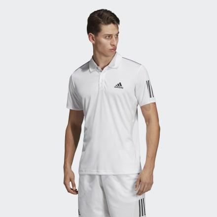 Купить Футболка-поло для тенниса 3-Stripes Club adidas Performance по Нижнему Новгороду