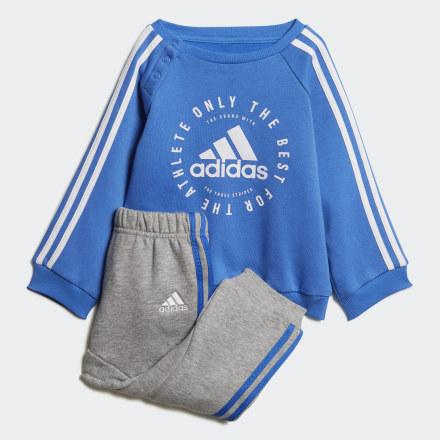 Купить Флисовый комплект: джемпер и брюки 3-Stripes adidas Performance по Нижнему Новгороду