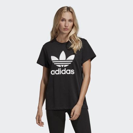 Купить Футболка Boyfriend Trefoil adidas Originals по Нижнему Новгороду