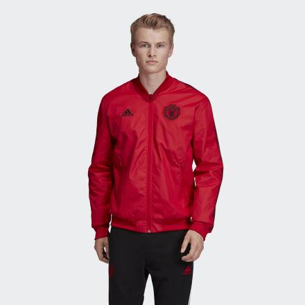 Купить Гимновая куртка Манчестер Юнайтед adidas Performance по Нижнему Новгороду