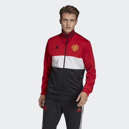 Купить Олимпийка Манчестер Юнайтед 3-Stripes adidas Performance по Нижнему Новгороду