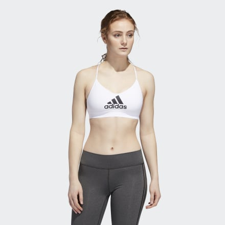 Купить Спортивный бра All Me Badge of Sport adidas Performance по Нижнему Новгороду
