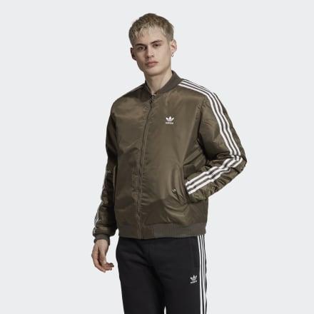 Купить Утепленная куртка-бомбер adidas Originals по Нижнему Новгороду