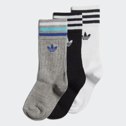Купить Три пары носков Crew adidas Originals по Нижнему Новгороду
