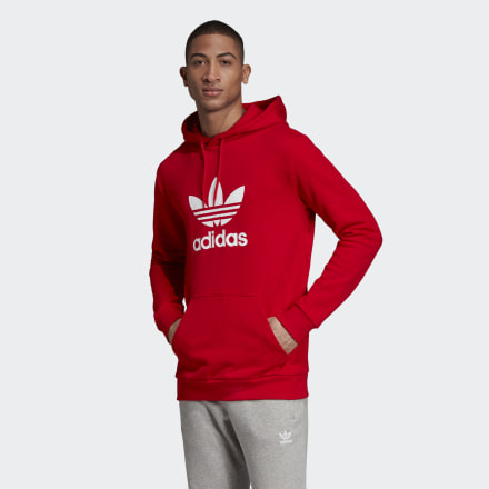 Купить Худи Trefoil adidas Originals по Нижнему Новгороду
