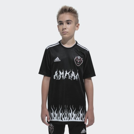 Купить Детская домашняя игровая футболка ФК Амкал adidas Performance по Нижнему Новгороду