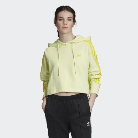 Купить Укороченная худи adidas Originals по Нижнему Новгороду
