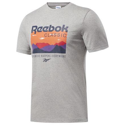 Купить Футболка Classics Trail Reebok по Нижнему Новгороду
