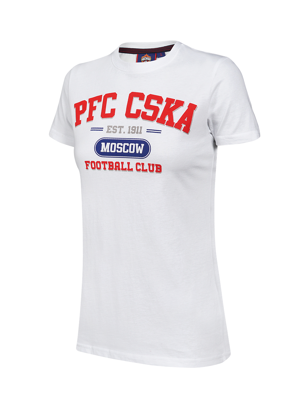 Купить Футболка женская PFC CSKA Moscow белая (XS) по Нижнему Новгороду