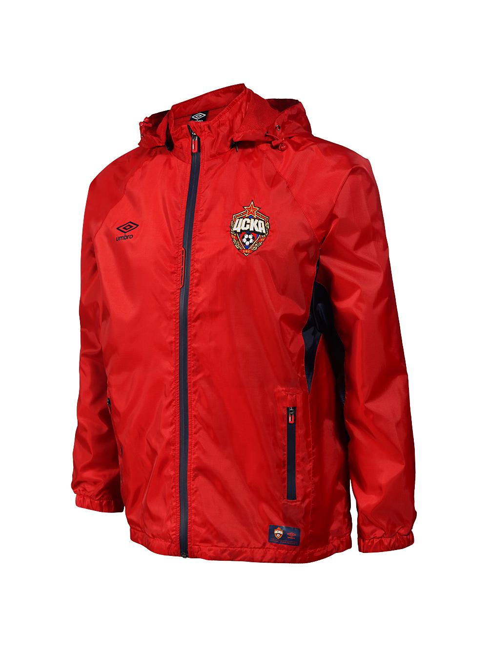 Купить Куртка ветрозащитная красная (XS) по Нижнему Новгороду