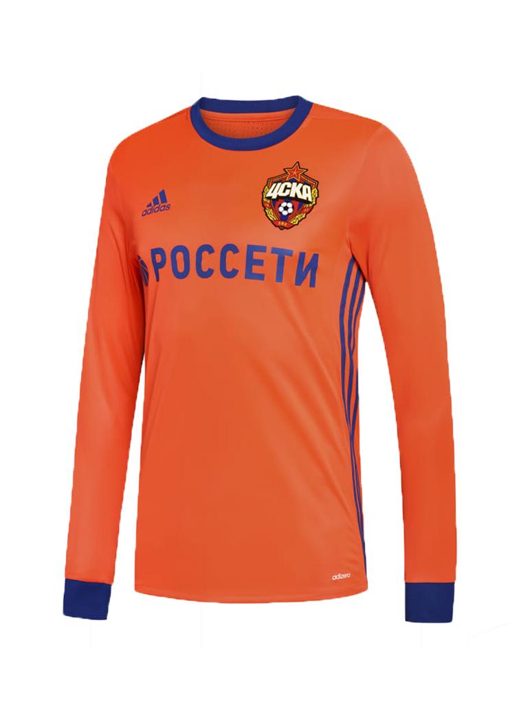 Купить Игровая футболка выездная с длинным рукавом (оригинал) (10) по Нижнему Новгороду
