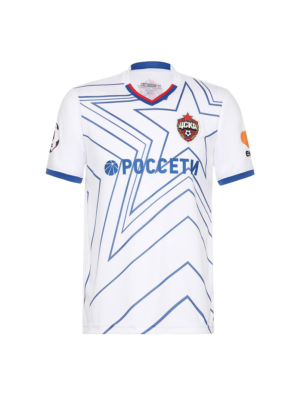 Купить Футболка детская выездная реплика 2019/2020 (140) по Нижнему Новгороду